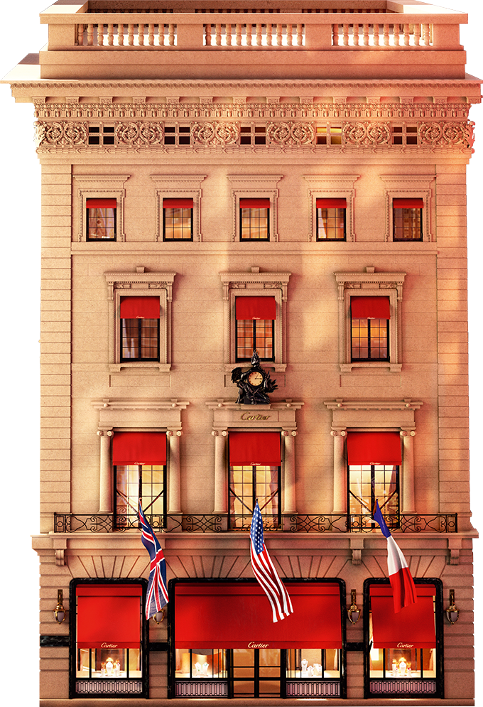The Cartier Fifth Avenue Mansion